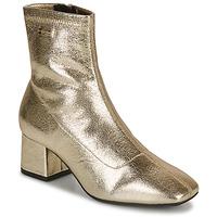 Zapatos Mujer Botines Les Tropéziennes par M Belarbi DANIELA Oro