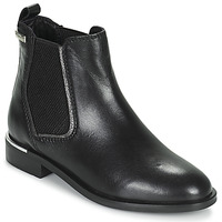 Zapatos Mujer Botas de caña baja Les Tropéziennes par M Belarbi MYLA Negro / Plata