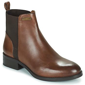 Zapatos Mujer Botas de caña baja Les Tropéziennes par M Belarbi WINNY Marrón
