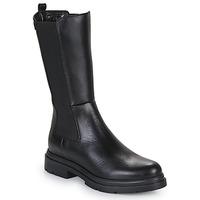 Zapatos Mujer Botas de caña baja Les Tropéziennes par M Belarbi SADDIE Negro