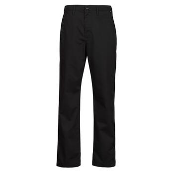 textil Hombre Pantalones chinos Vans AUTHENTIC CHINO LOOSE PANT Negro