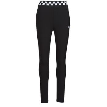 textil Mujer Leggings Vans CHECKMATE LEGGING Negro