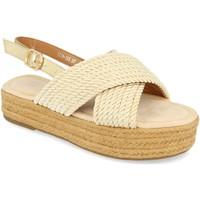 Zapatos Mujer Sandalias H&d YZ19-155 Oro