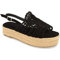 Zapatos Mujer Sandalias H&d YZ19-163 Negro