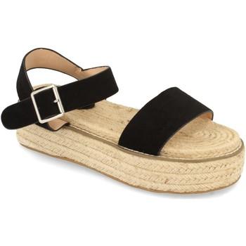 Zapatos Mujer Sandalias H&d YZ19-200 Negro