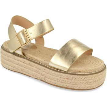 Zapatos Mujer Sandalias H&d YZ19-200 Oro