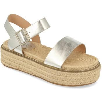 Zapatos Mujer Sandalias H&d YZ19-200 Plata