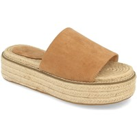 Zapatos Mujer Zuecos (Mules) H&d YZ19-205 Marron