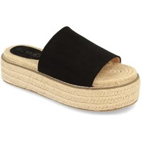 Zapatos Mujer Zuecos (Mules) H&d YZ19-205 Negro