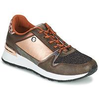 Zapatos Mujer Zapatillas bajas Les Petites Bombes CINDY Oro / Bronce