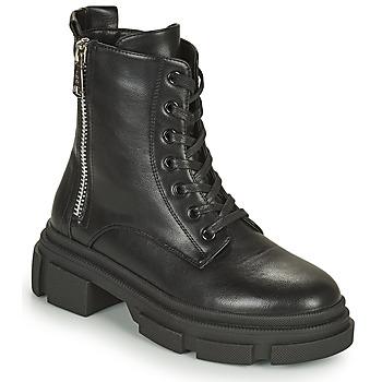 Zapatos Mujer Botas de caña baja Les Petites Bombes CIANA Negro