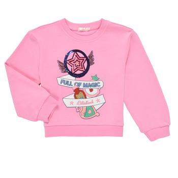 textil Niña Sudaderas Billieblush LOUNNA Rosa