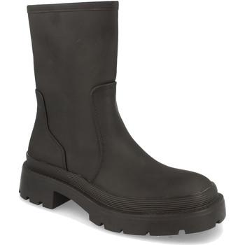 Zapatos Mujer Botas de caña baja H&d YZ19-338 Negro