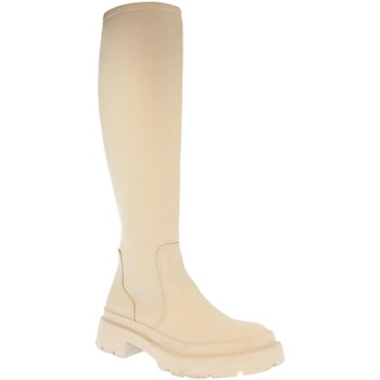 Zapatos Mujer Botas de agua H&d YZ19-339 Beige