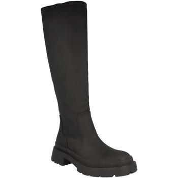 Zapatos Mujer Botas de agua H&d YZ19-339 Negro