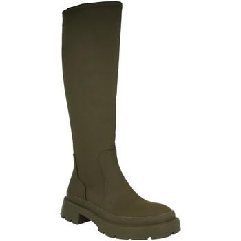 Zapatos Mujer Botas de agua H&d YZ19-339 Verde