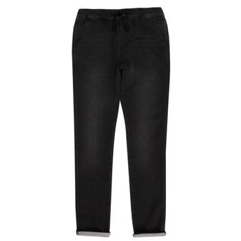 textil Niño Pantalones con 5 bolsillos Teddy Smith JOGGER SWEAT Negro