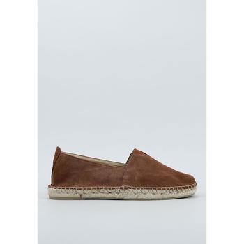 Zapatos Hombre Alpargatas Senses & Shoes  Marrón