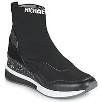 Zapatos Mujer Zapatillas altas MICHAEL Michael Kors SWIFT Negro
