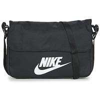Bolsos Bandolera Nike NIKE SPORTSWEAR Negro / Blanco