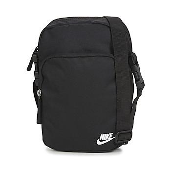 Bolsos Bolso pequeño / Cartera Nike NK HERITAGE CROSSBODY -  FA22 Negro / Blanco