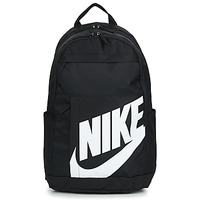 Bolsos Mochila Nike NIKE ELEMENTAL Negro / Blanco