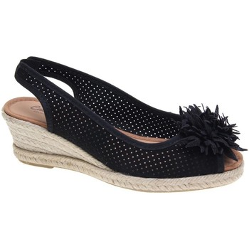 Zapatos Mujer Alpargatas Cabrera 7015.01CAB NEGRO
