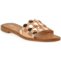 Zapatos Mujer Zuecos (Mules) Mosaic NATURAL 500 Beige