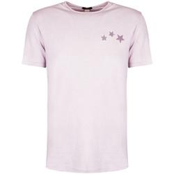 textil Hombre Camisetas manga corta Antony Morato  Violeta