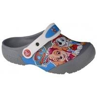 Zapatos Niños Zuecos (Clogs) Crocs Fun Lab Paw Patrol Clog gris