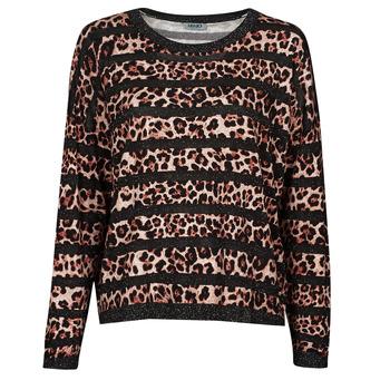 textil Mujer Jerséis Liu Jo WF1538 Leopardo