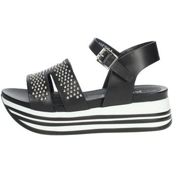 Zapatos Mujer Sandalias Keys K-5043 Negro