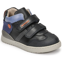 Zapatos Niño Zapatillas altas Biomecanics BIOEVOLUTION BOY Marino