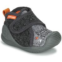 Zapatos Niño Pantuflas Biomecanics BIOHOME Gris