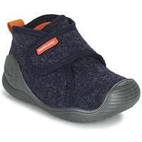 Zapatos Niños Pantuflas Biomecanics BIOHOME Marino