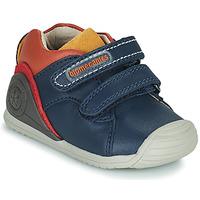 Zapatos Niño Zapatillas bajas Biomecanics BIOGATEO CASUAL Marino