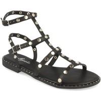 Zapatos Mujer Sandalias Tephani TF2255 Negro