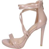 Zapatos Mujer Sandalias Brigitte BJ969 Beige