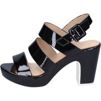 Zapatos Mujer Sandalias Brigitte BJ970 Negro