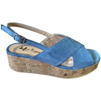 Zapatos Mujer Sandalias Soffice Sogno SOSOE21791sky blu