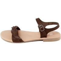 Zapatos Mujer Sandalias Battini  Marrone