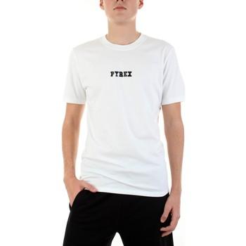textil Hombre Camisetas manga corta Pyrex 42441 blanco