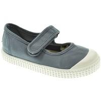 Zapatos Niña Tenis Potomac LONA NIÑA  JEAN Azul