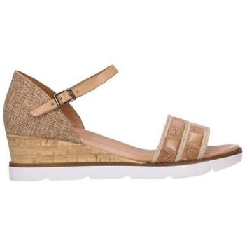 Zapatos Mujer Sandalias Porronet 2773 natural Mujer Beige beige