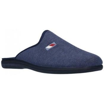 Zapatos Hombre Pantuflas Calzamur 24007001 Dublin A53 Hombre Azul marino bleu