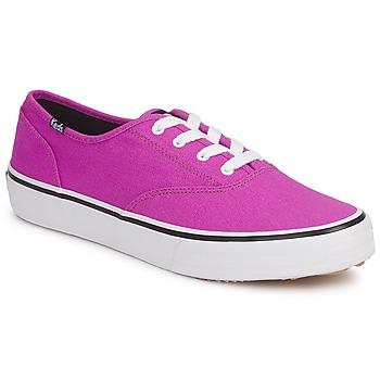 Zapatos Mujer Zapatillas bajas Keds DOUBLE DUTCH SEASONAL SOLIDS Rosa