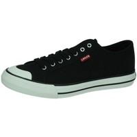 Zapatos Hombre Tenis Levi's Zapatillas hernandez NEGRO