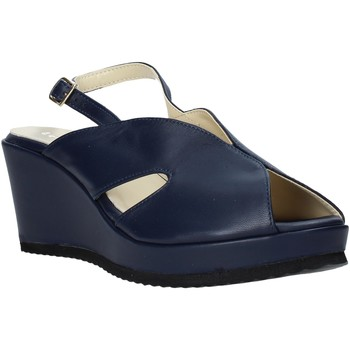 Zapatos Mujer Sandalias Esther Collezioni ZB 115 Azul