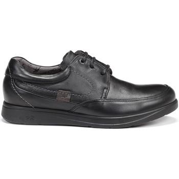 Zapatos Hombre Derbie & Richelieu Fluchos F0050 MALLORCA SANOTAN NEGRO