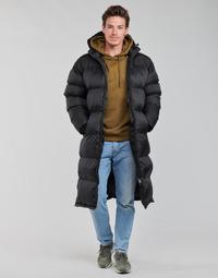 textil Hombre Plumas Schott 2190 MAX Negro
